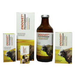 ENDOVET POLIVITAMINADO 100 ML