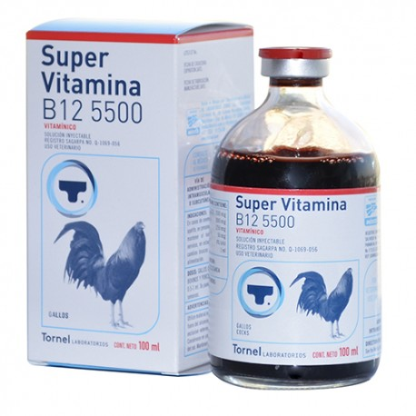 SUPER VIT B12 5500 100 ML
