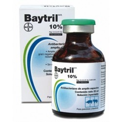 BAYTRIL 10% 25 ML